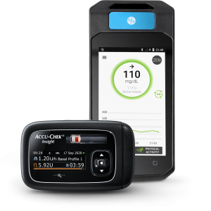 Roche integrates the Accu-Chek Insight insulin pump into the automated insulin delivery (AID) system from Diabeloop
